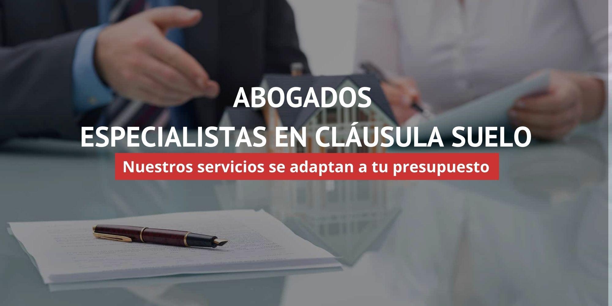 Abogados Cláusula Suelo Murcia | ACC LEGAL ABOGADOS