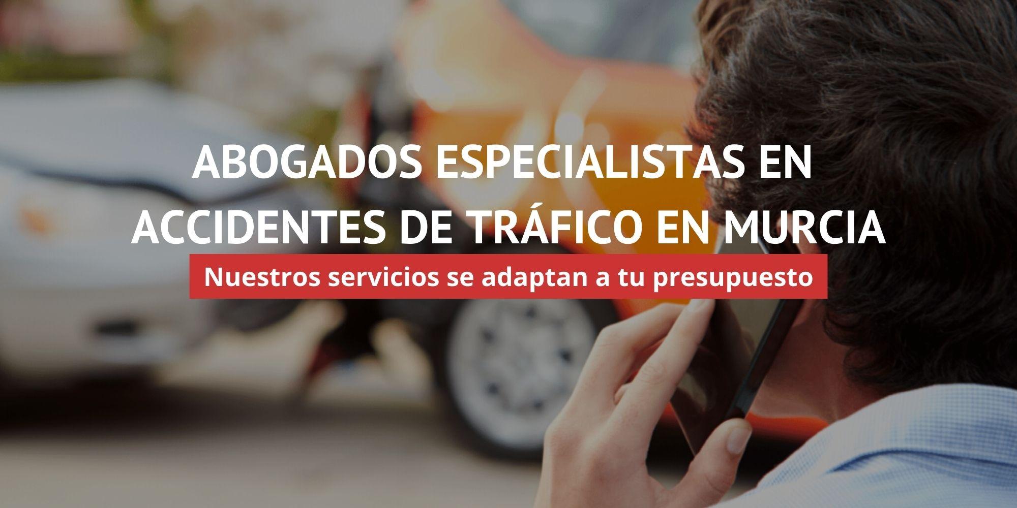 Abogados Accidentes de Tráfico Murcia - Primera Visita Gratis | ACC LEGAL ABOGADOS