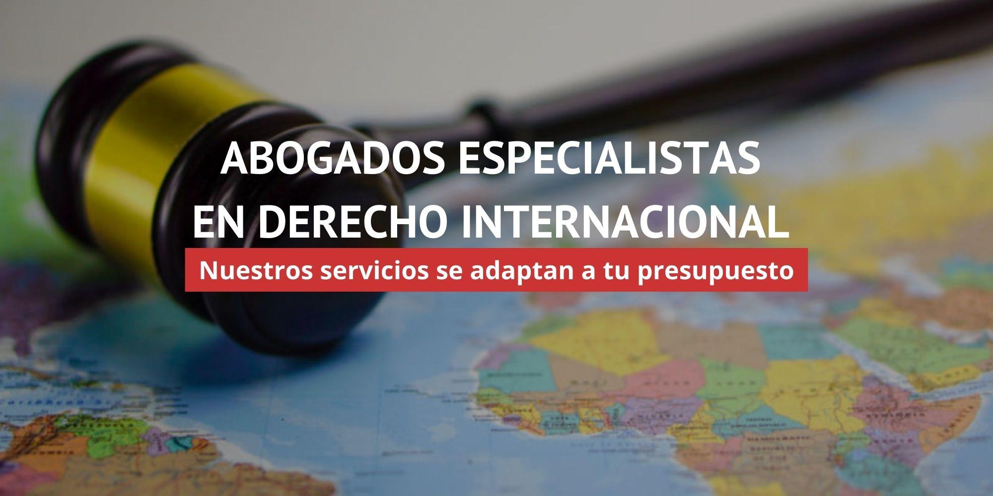 Abogados Derecho Internacional Murcia - Primera Visita Gratis | ACC LEGAL ABOGADOS