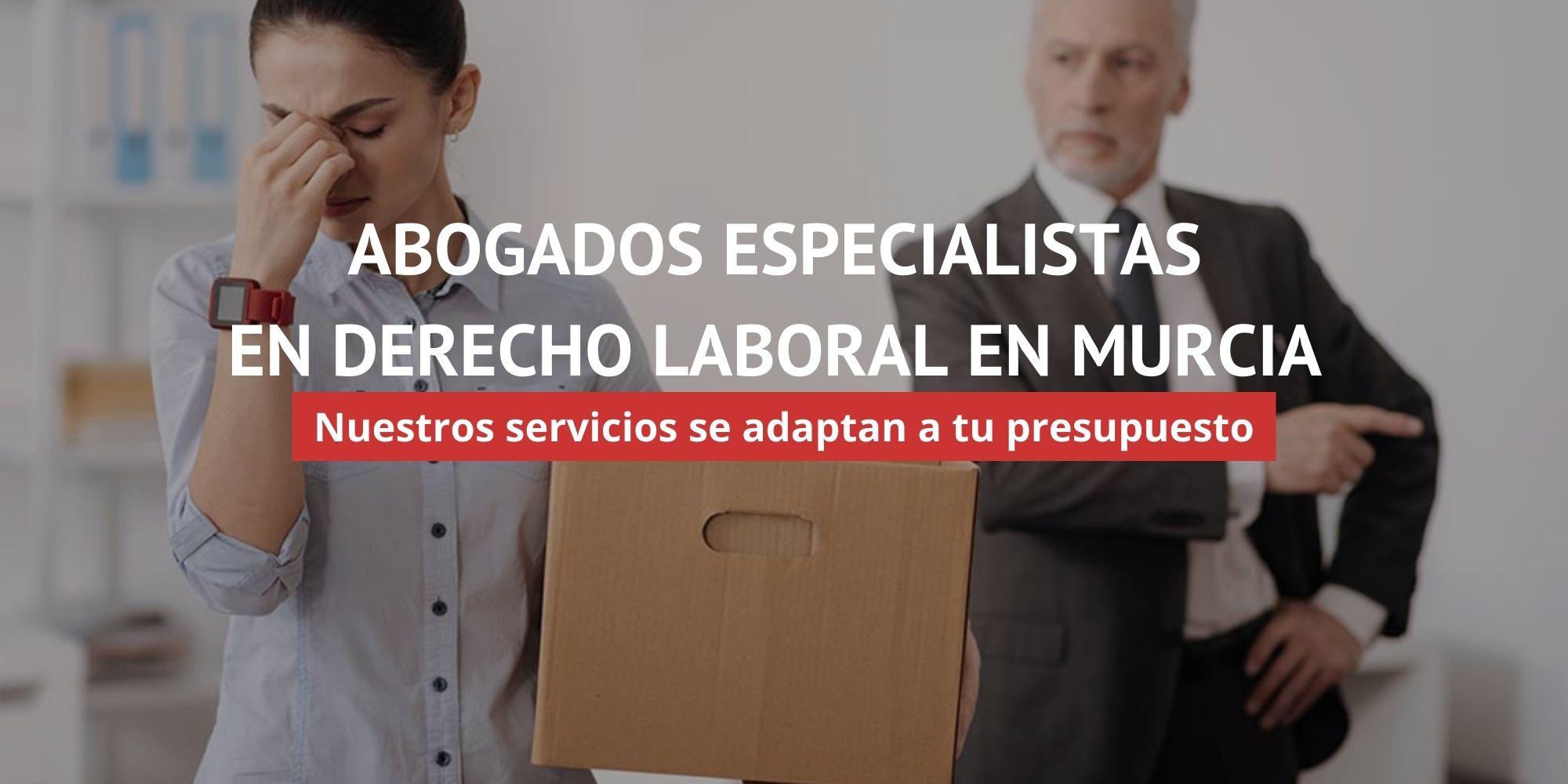 Abogados Derecho Laboral Murcia - Primera Visita Gratis | ACC LEGAL ABOGADOS