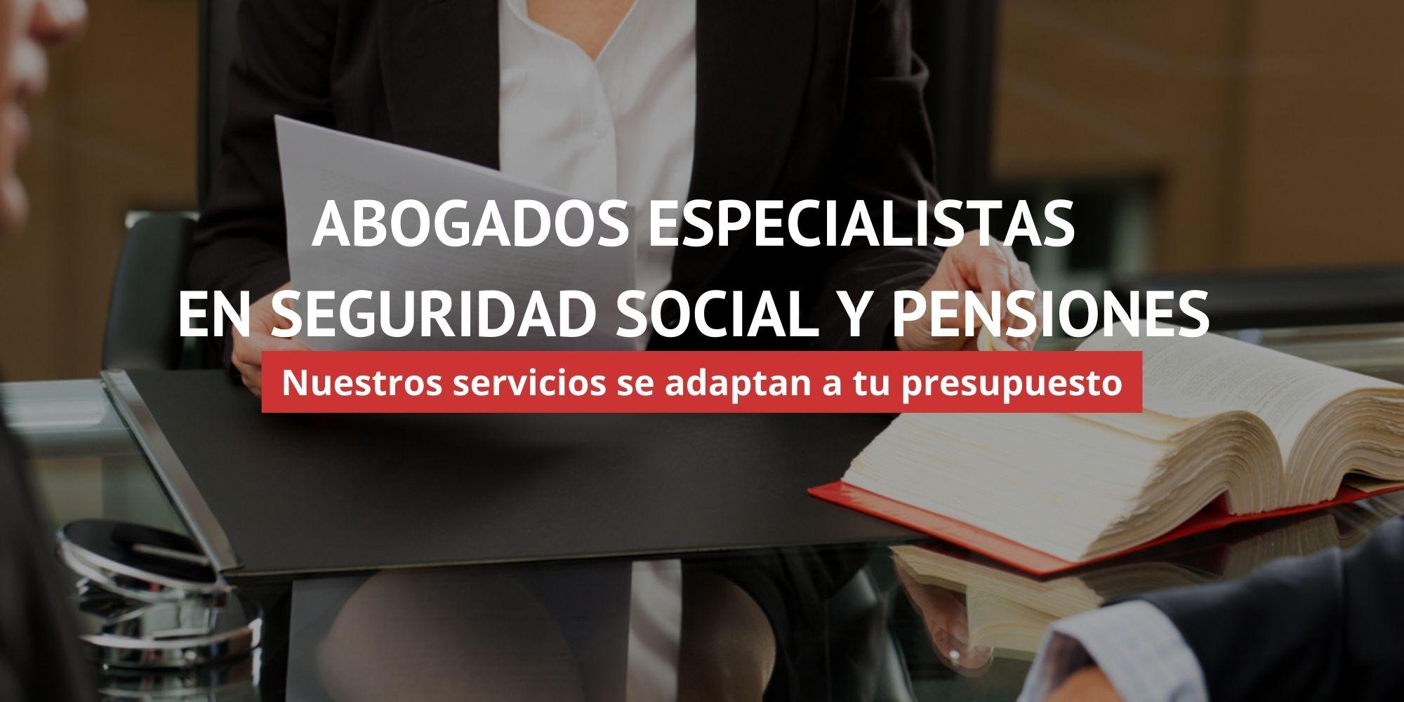 Abogados Especialistas en Seguridad Social y Pensiones Murcia - Primera Visita Gratis | ACC LEGAL ABOGADOS