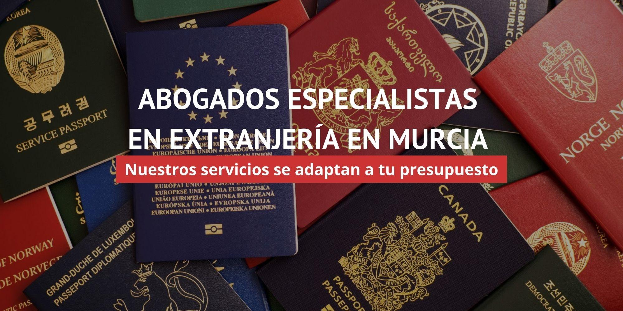 Abogados Extranjería Murcia - Primera Visita Gratis | ACC LEGAL ABOGADOS