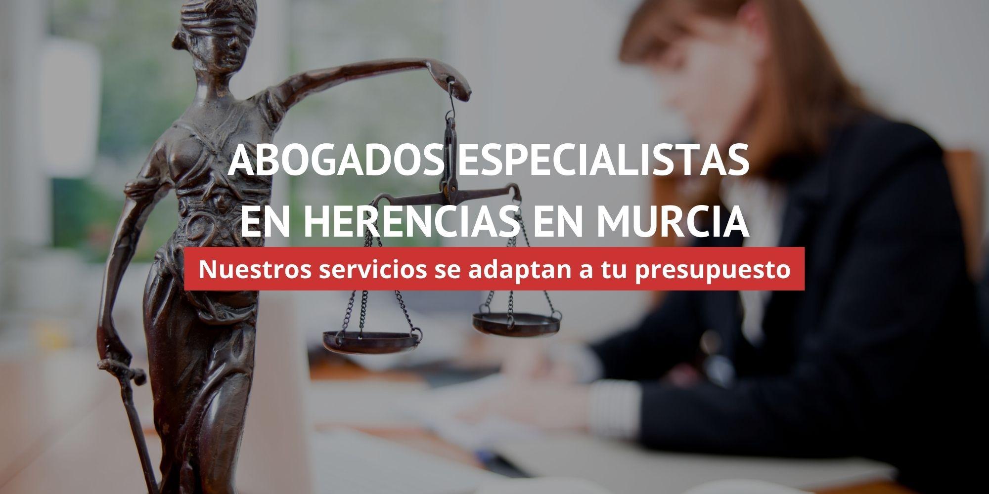 Abogados Herencias Murcia - Primera Visita Gratis | ACC LEGAL ABOGADOS