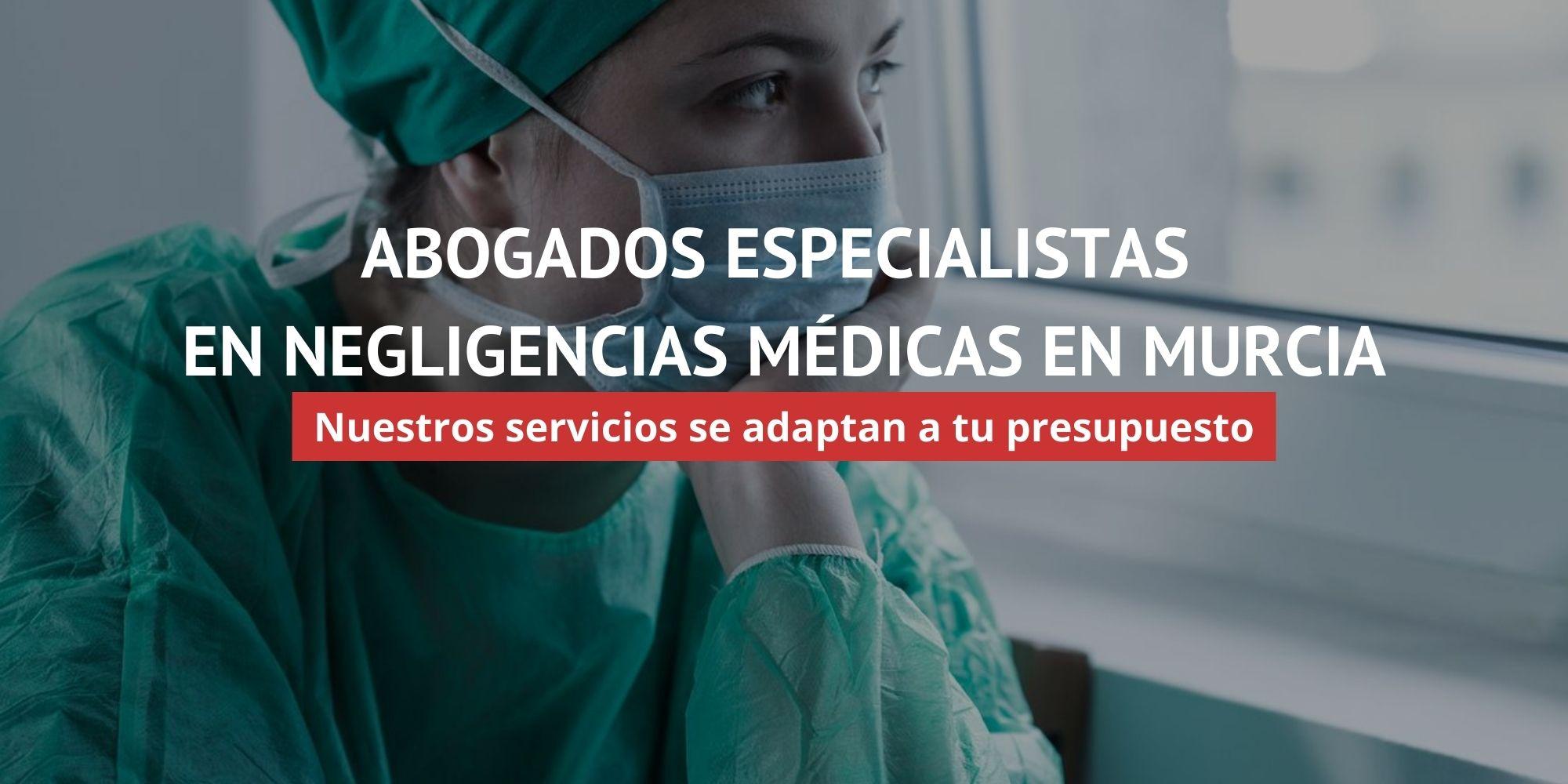 Abogados Negligencias Médicas Murcia - Primera Visita Gratis | ACC LEGAL ABOGADOS