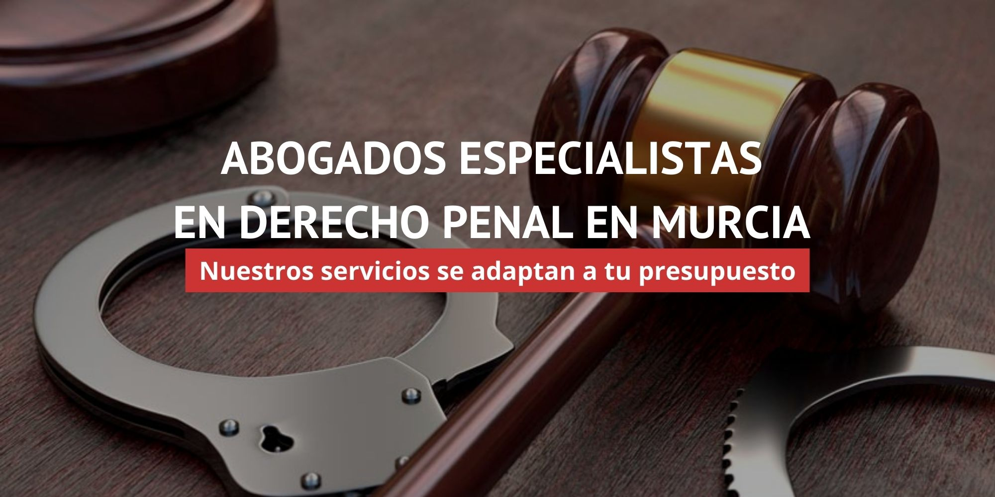 Abogados Penal Murcia - Primera Visita Gratis | ACC LEGAL ABOGADOS