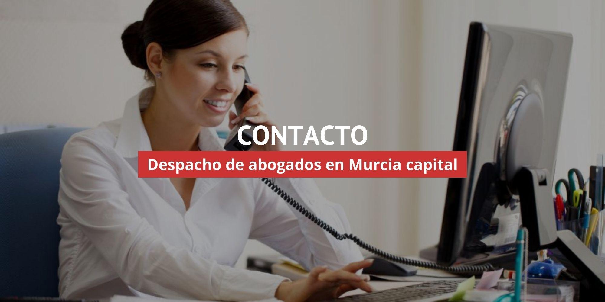 Abogados en Murcia Capital - Primera Visita Gratis | ACC LEGAL ABOGADO