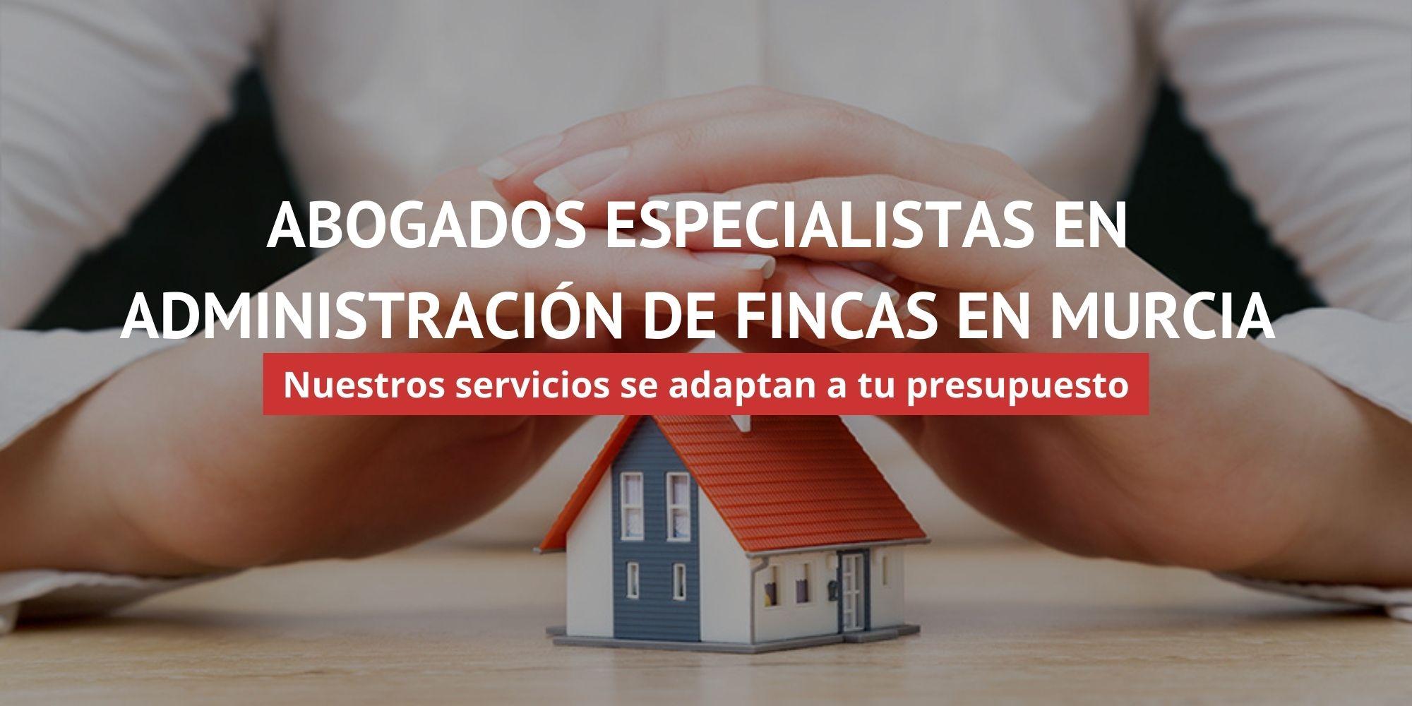 Administración de Fincas Murcia - Primera Visita Gratis | ACC LEGAL ABOGADOS