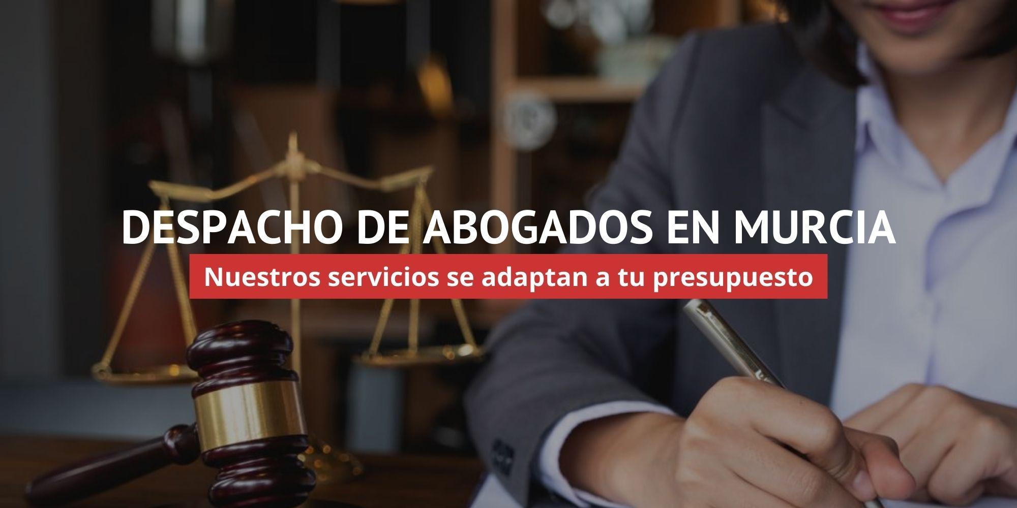 Despacho de Abogados en Murcia - Primera Visita Gratis | ACC LEGAL ABOGADOS